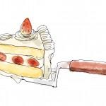 クリスマスケーキのデコレーション シロップの役割は 洋酒はどれがいい?