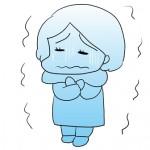 二の腕の冷えは内臓から?内蔵型冷え性、体温が上がった!その方法とは?