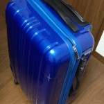 スーツケースの選び方、店員さんにも聞いてみた!画像アリ