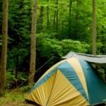テントの汚れ、どう落とす?お手入れ、防水は?